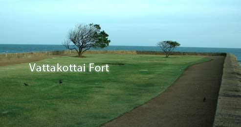 Vattakottai or Circular Fort